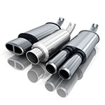 Exhaust & Clutch Exhaust Parts