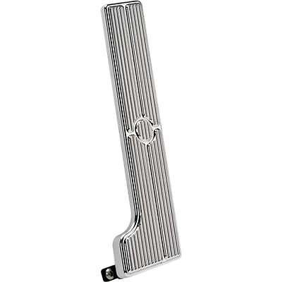 Billet Specialties 199240 GAS PEDAL FLR MNT CHEVY Polished