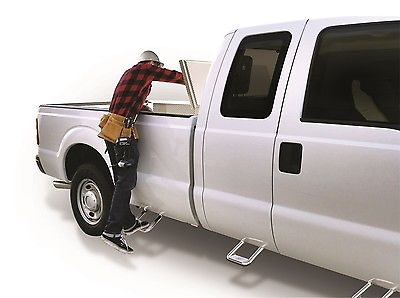 Carr 175012 - Driver Side Tool Box Flip Step 10 for F-250 - New