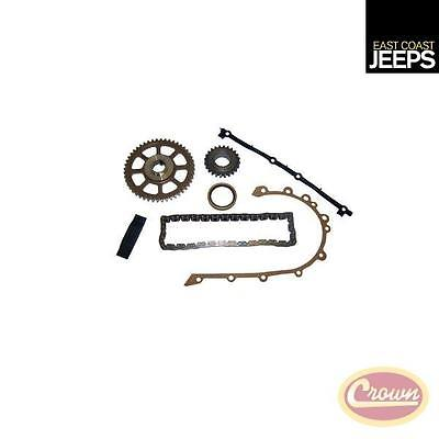 Timing Chain - Crown# 53020444