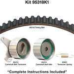Timing Belt Kit w/o Seals fits 2001-2005 Kia Rio  DAYCO PRODUCTS LLC