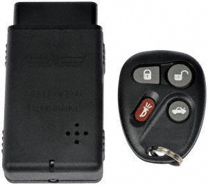 Keyless Entry Remote 4 Button