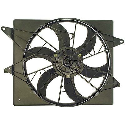 Engine Cooling Fan Assembly Dorman 620-118