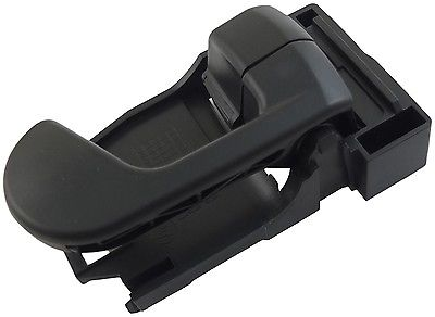 Interior Door Handle Front And Rear Right Black