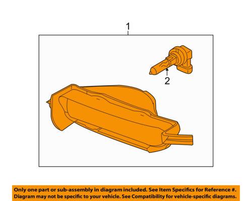 Ford 6W1Z15055A Base Assembly Cigar Lig
