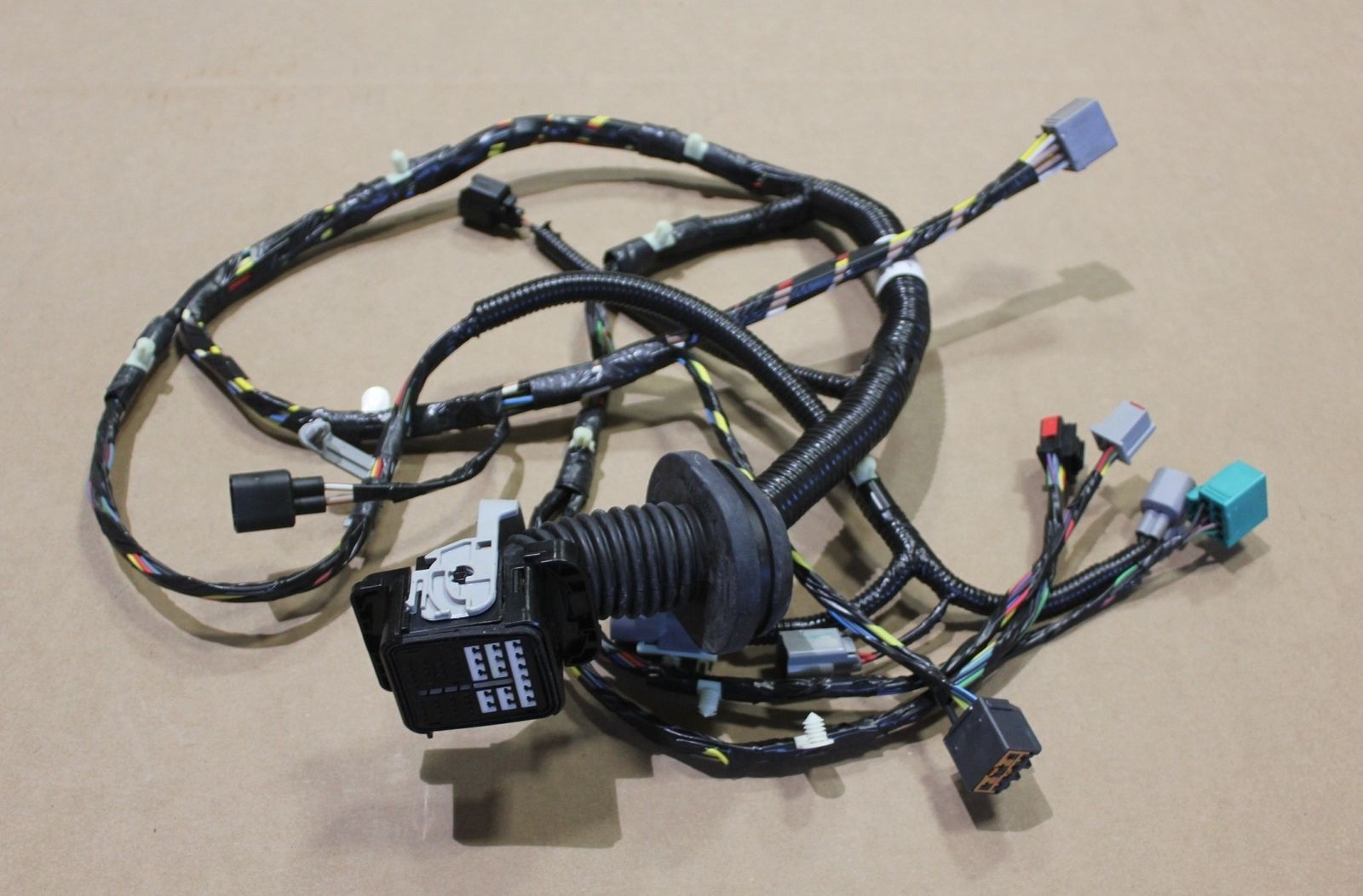 Parts Number 7l3z14631ba Ford Wire Asy Jumper Concord Spare Wiring