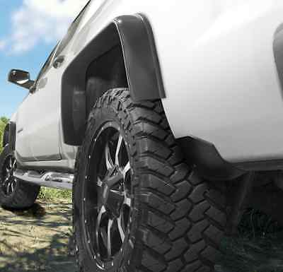 "Husky Liners 17052 Universal Rubber Mud Grabbers Fender Flares - 2.75"" Wide"