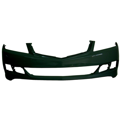 FRONT BUMPER COVER; PRIME/PAINT TO MATCH FINISH