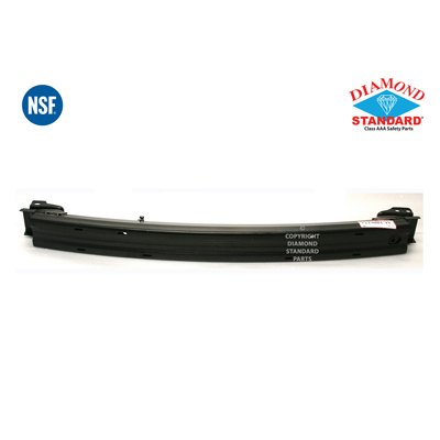 FRONT BUMPER COVER REINFORCEMENT BAR; WITH STANDARD TRANSMISSION;