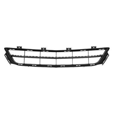 FRONT BUMPER COVER GRILLE; FOR ALL WHEEL DRIVE MODELS; MADE OF PP