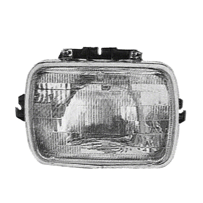 PASSENGER SIDE HEAD LIGHT ASSEMBLY OR DRIVER SIDE SEALED BEAM