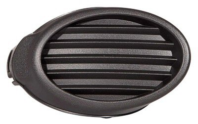 PASSENGER SIDE FOG LIGHT HOLE COVER; FOR S AND SE MODELS WITHOUT FOGS