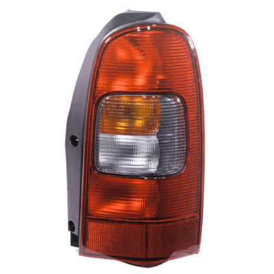 PASSENGER SIDE TAIL LIGHT ASSEMBLY; INCLUDES CONNECTOR PLATE