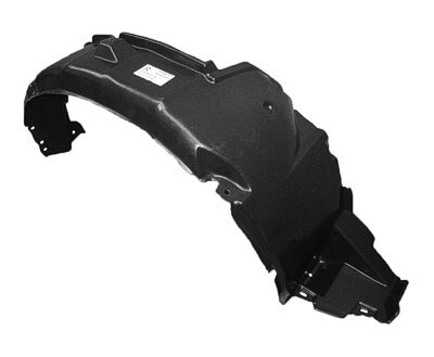 PASSENGER SIDE FENDER LINER
