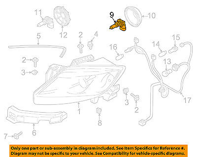 MAZDA 0000119005 GENUINE OEM HIGH BEAM BULB