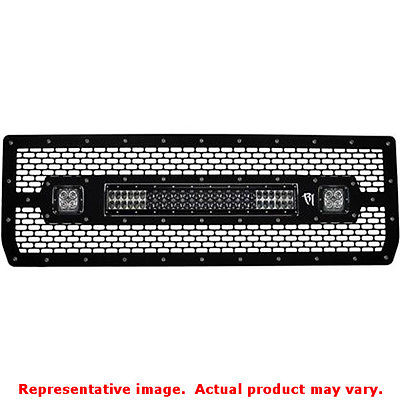 Rigid Industries 40573 LED Grille Fits 14-15 Sierra 1500 *