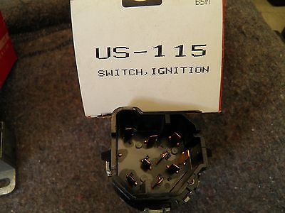 Ignition Starter Switch Standard US-115 fits 78-79 Ford F-350