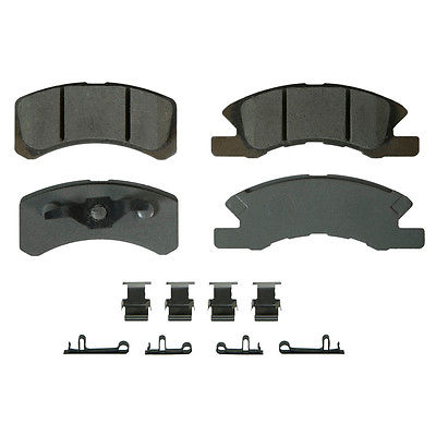 Disc Brake Pad-ThermoQuiet Front WAGNER QC1731 fits 14-17 Mitsubishi Mirage
